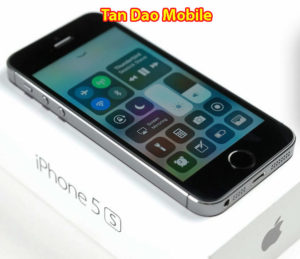 sim ghep cho iPhone 5s ios 11